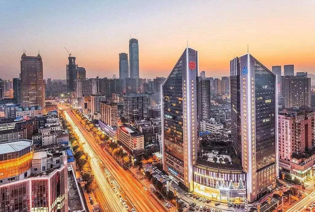 【独家报告】顺丰、京东、苏宁等巨头集中大规模拿地,新晋的万亿级城市长沙有何魅力?